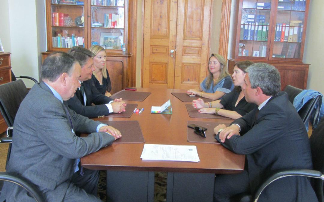 Visita da Senhora Secretária de Estado para a Cidadania e a Igualdade